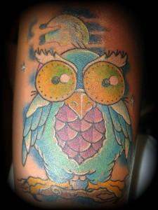 cute owl edit
